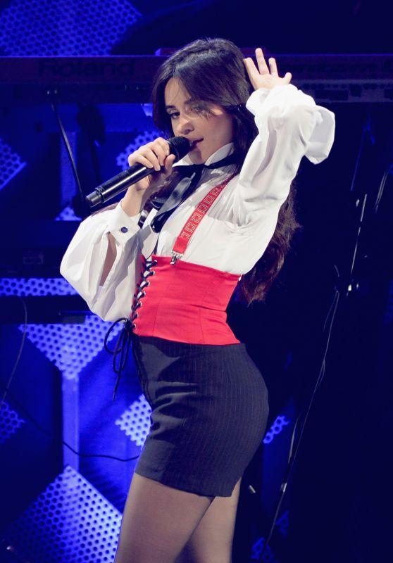 Camila Cabello - Performs Live at 103.5 KISS FM