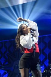 Camila Cabello Performs live at Y100 Jingle Ball in Sunrise