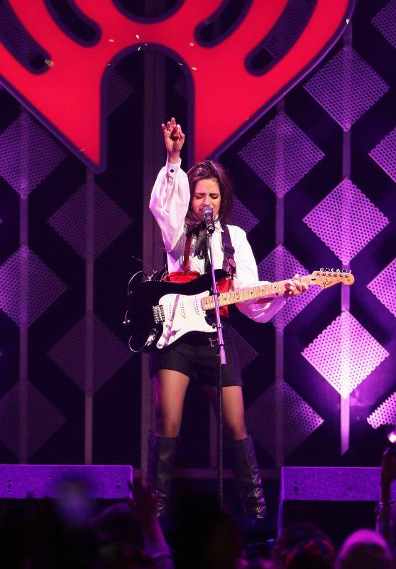 Camila Cabello Performs Live - KISS 108