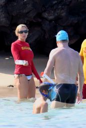 Camille Gramme in Hawaii 12/27/2017
