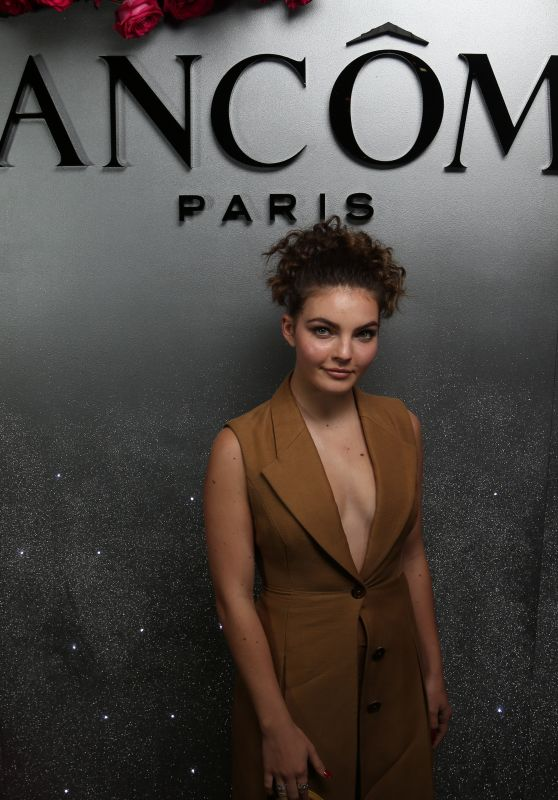 Camren Bicondova – Lancome X Vogue Holiday Party in LA