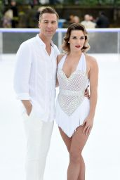 Candice Brown – Dancing On Ice Photocall in London 12/19/2017