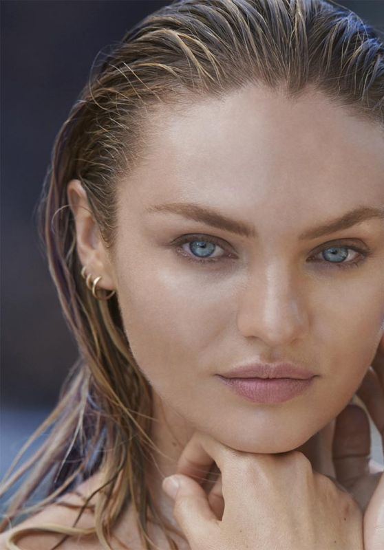 Candice Swanepoel - Biotherm Photoshoot 2017 (Part II)
