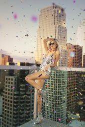 Cara Delevingne - Express Photoshoot 2017