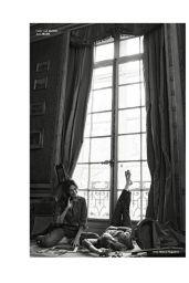 Carla Bruni - Elle France December 2017