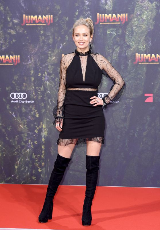 "Caro Cult – ""Jumanji: Welcome To The Jungle"" Premiere in Berlin"