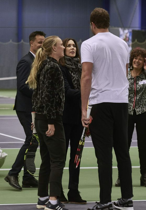 Caroline Wozniacki - Charity Event in Copenhagen