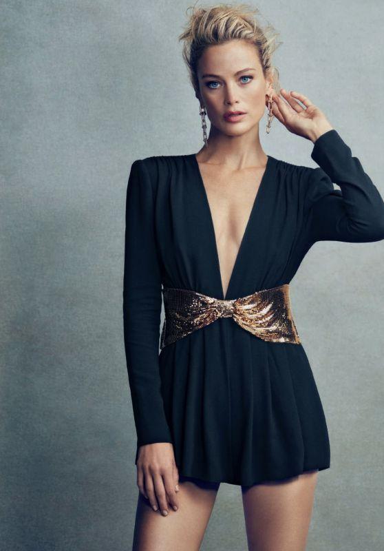 Carolyn Murphy - Harper's Bazaar Spain January 2018