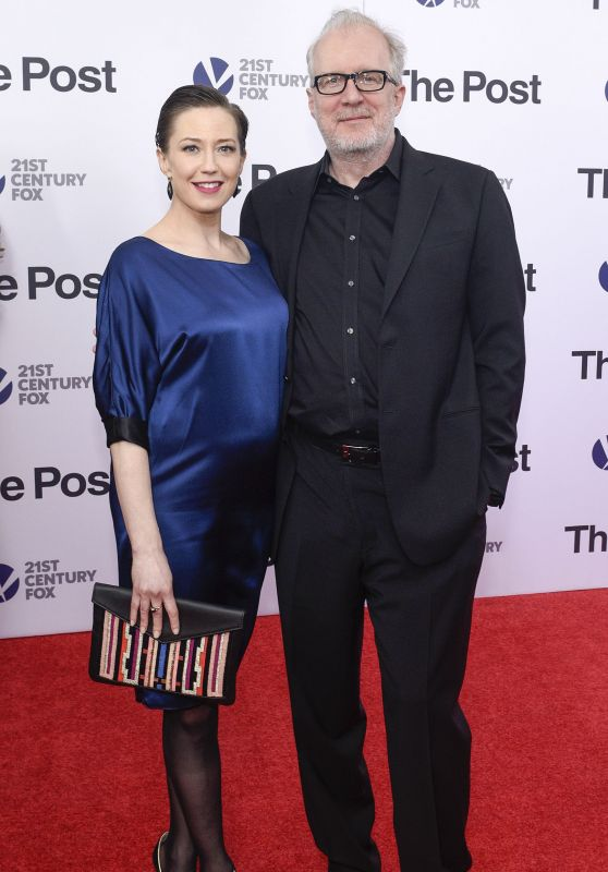 "Carrie Coon – ""The Post"" Premiere in Washington DC"