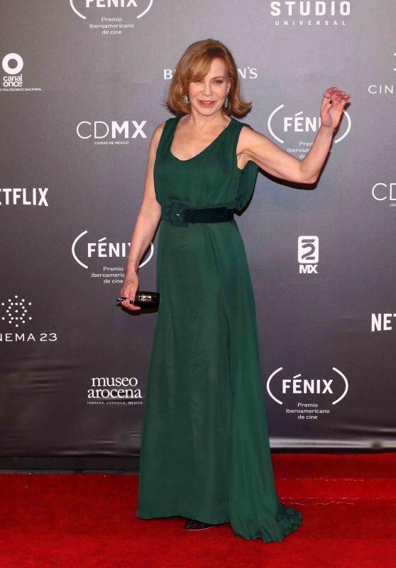 Cecilia Roth – Fenix Film Awards 2017 Red Carpet