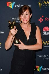 Celia Pacquola – AACTA Awards 2017 Red Carpet