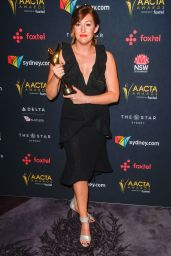 Celia Pacquola – AACTA Awards 2017 Red Carpet