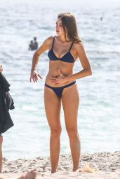 Celine Farach in Bikini in Miami 12/18/2017