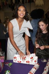 Chandler Kinney – The Chandler's Friends Toy Drive & Wrapping Party in LA