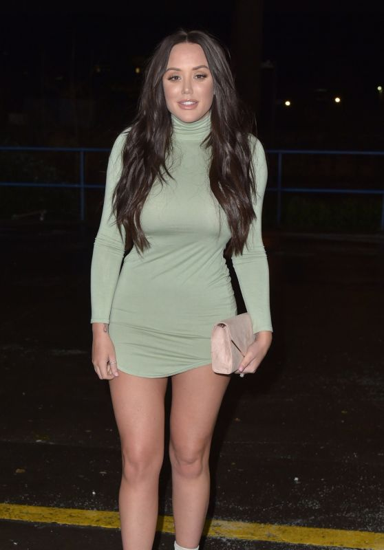 Charlotte Crosby, Chloe Ferry, Sophie Kasaei - Aaron Chalmers Fight in Newcastle 12/15/2017