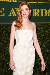 Charlotte Hope – London Evening Standard Theatre Awards 2017 in London