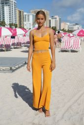 Chase Carter -SI Swimsuit Island at the W Hotel in Miami