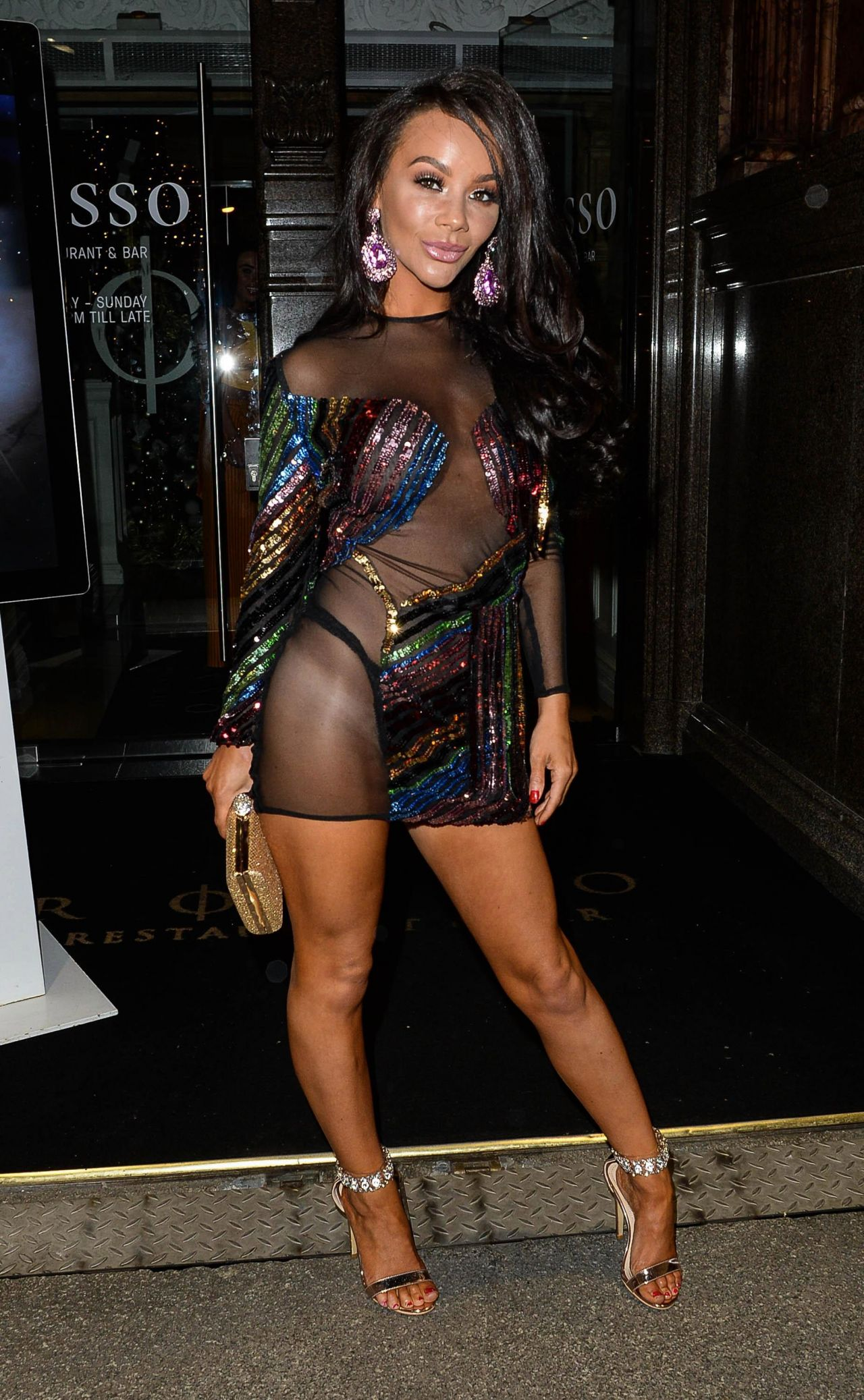 Chelsee Healey Night Out In Manchester-2981