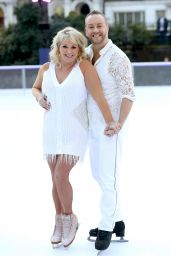 Cheryl Baker - Dancing On Ice Photocall in London 12/19/2017