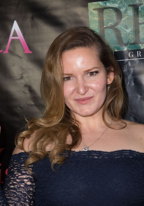 """Christina Troutman – """"Farinelli and the King"""" Opening Night in New York"""