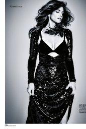 Cindy Crawford - Madame Figaro December 2017