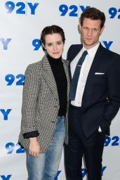 "Claire Foy and Matt Smith - ""The Crown"" Screening in NYC"