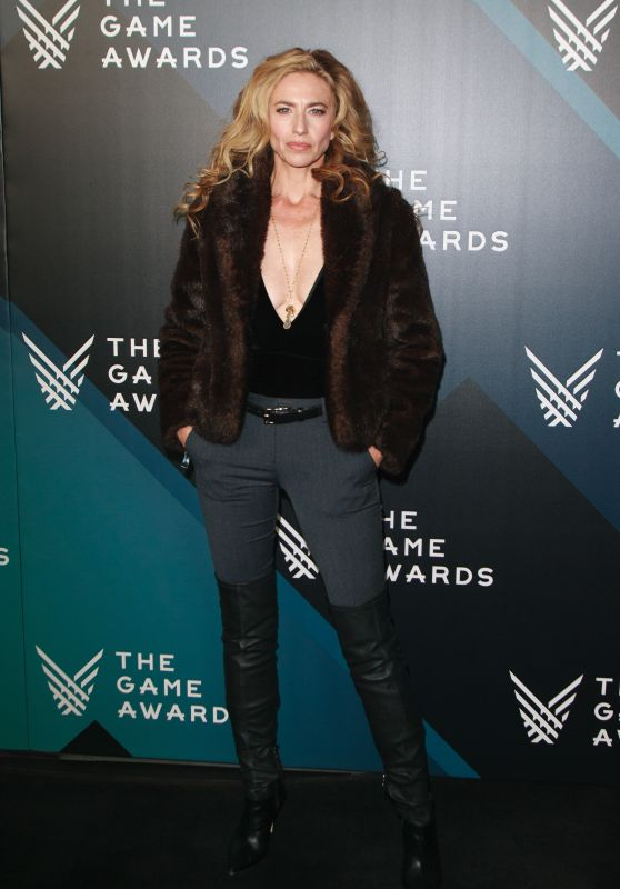 Claudia Black – The Game Awards 2017 in Los Angeles