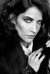 Cobie Smulders - Photoshoot for Sbjct Journal 12/11/2017