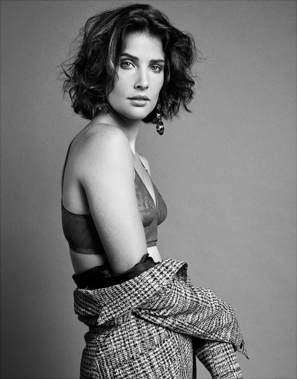 Cobie Smulders Photoshoot For Sbjct Journal 12 11 2017