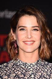 "Cobie Smulders – ""Star Wars: The Last Jedi"" Premiere in LA"