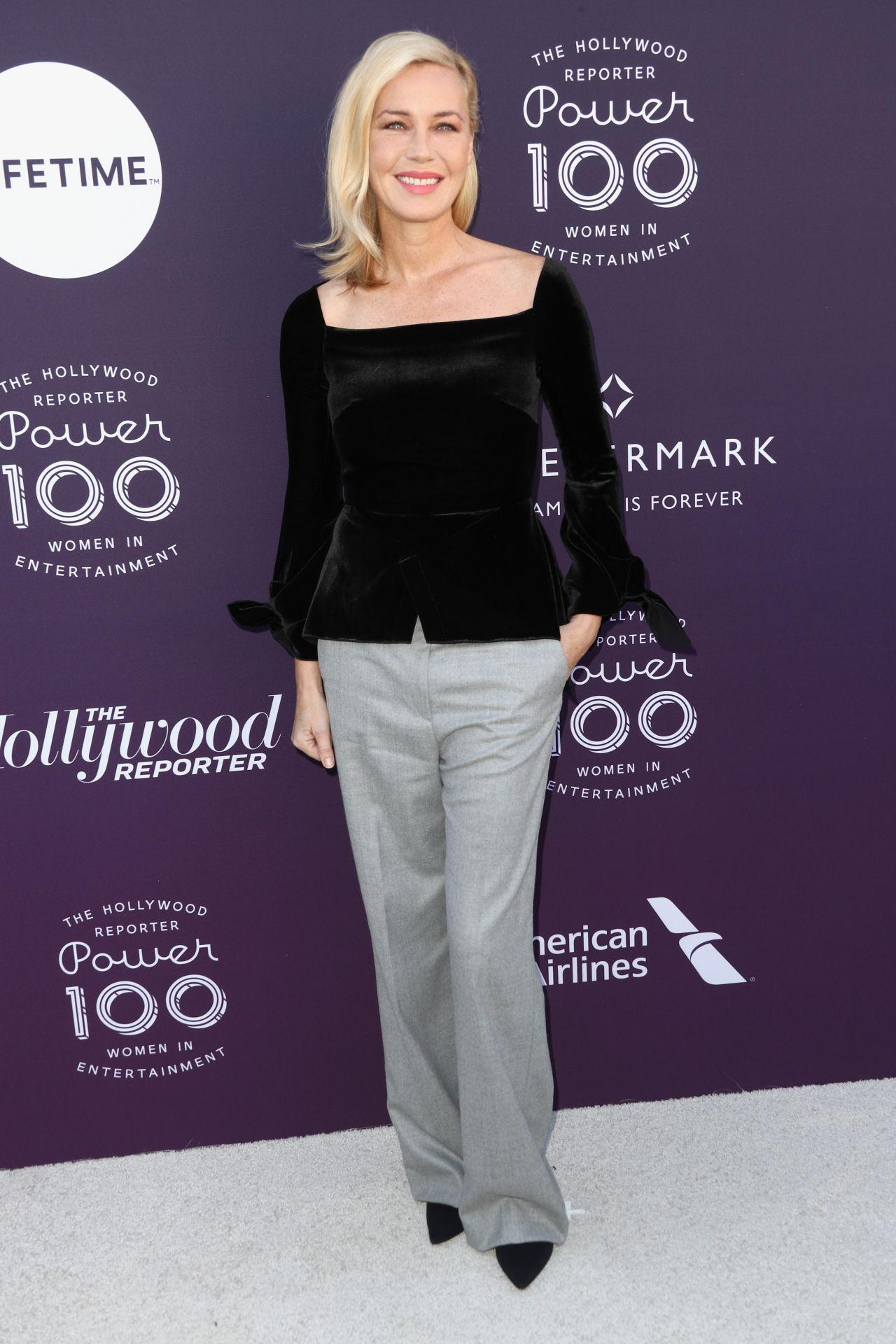 Connie Nielsen – THR's 2017 Women In Entertainment Breakfast in LA
