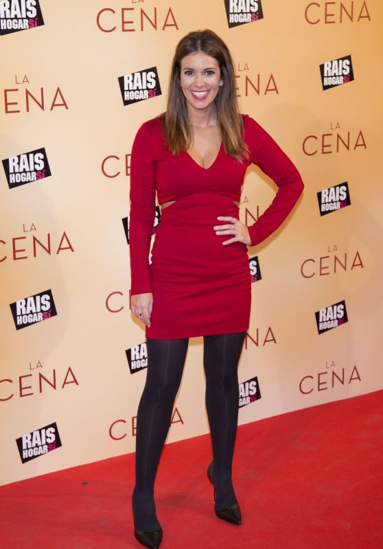 "Cristina Plaza – ""The Dinner"" Premiere in Madrid"