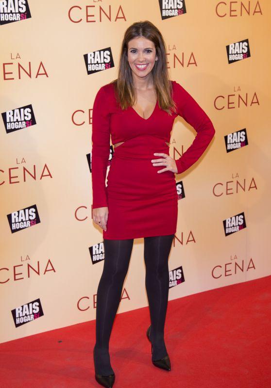 "Cristina Plaza – ""The Dinner"" Premiere in Madrid"