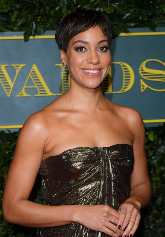 Cush Jumbo – London Evening Standard Theatre Awards 2017 in London