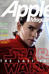 Daisy Ridley - Apple Magazine 12/15/2017