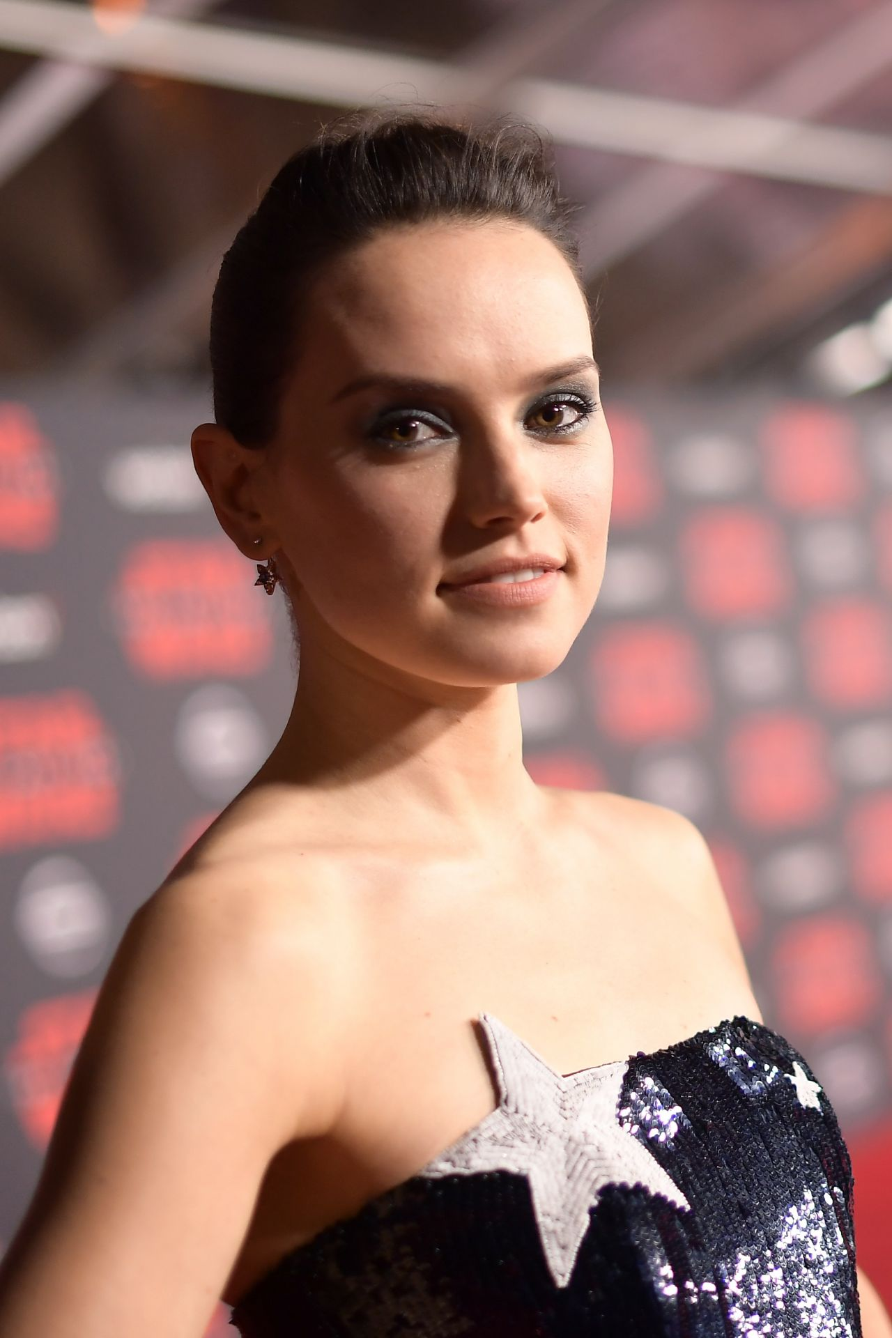 Daisy Ridley Quot Star Wars The Last Jedi Quot Premiere In La