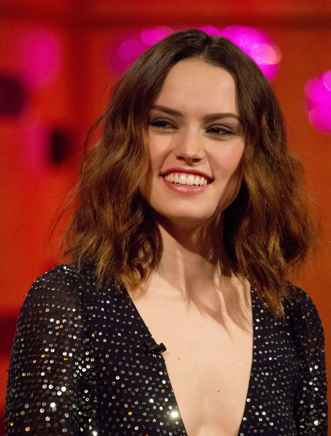 Daisy Ridley The Graham Norton Show In London 12 13 2017