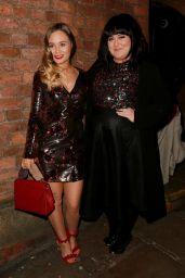 Daisy Wood-Davis – Hollyoaks Xmas Party in Liverpool 12/15/2017