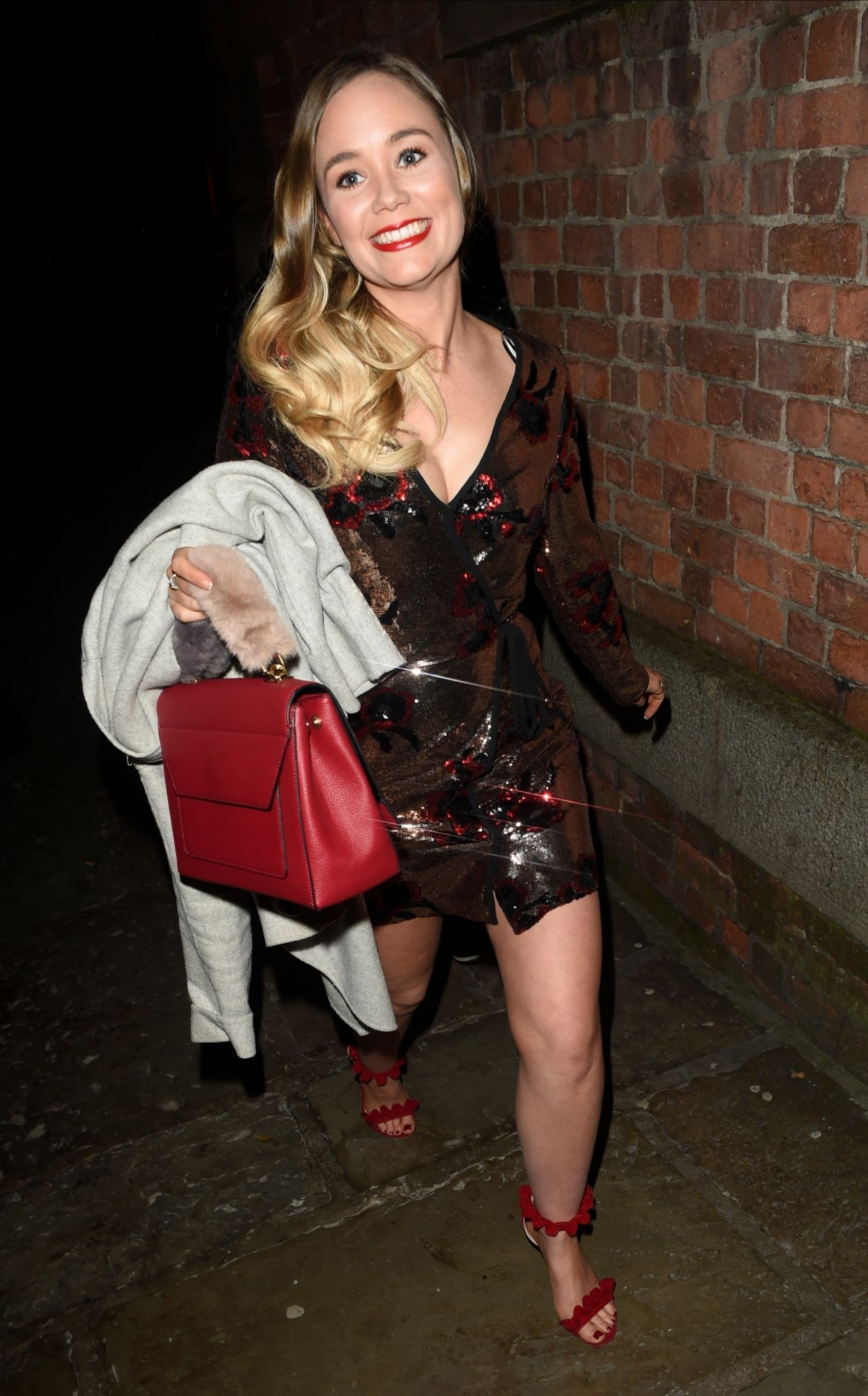 Hollyoaks Xmas Party In Liverpool 12/15