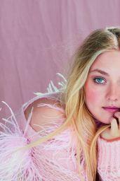 Dakota Fanning - Marie Claire Magazine UK January 2018
