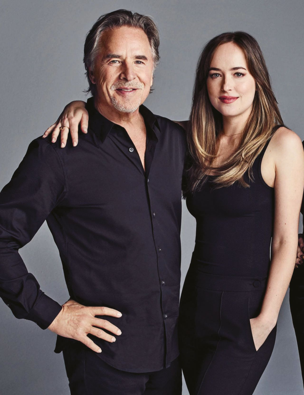 dakota johnson and don johnson thr december 2017