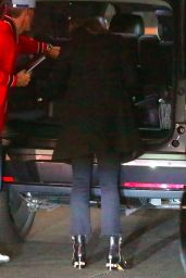 Dakota Johnson at LAX Airport in LA 12/13/2017