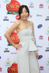Dami Im – Woolworths Carols in the Domain Pre-Show VIP Party in Sydney