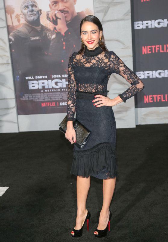 """Daniela Botero – """"Bright"""" Premiere in Los Angeles"""