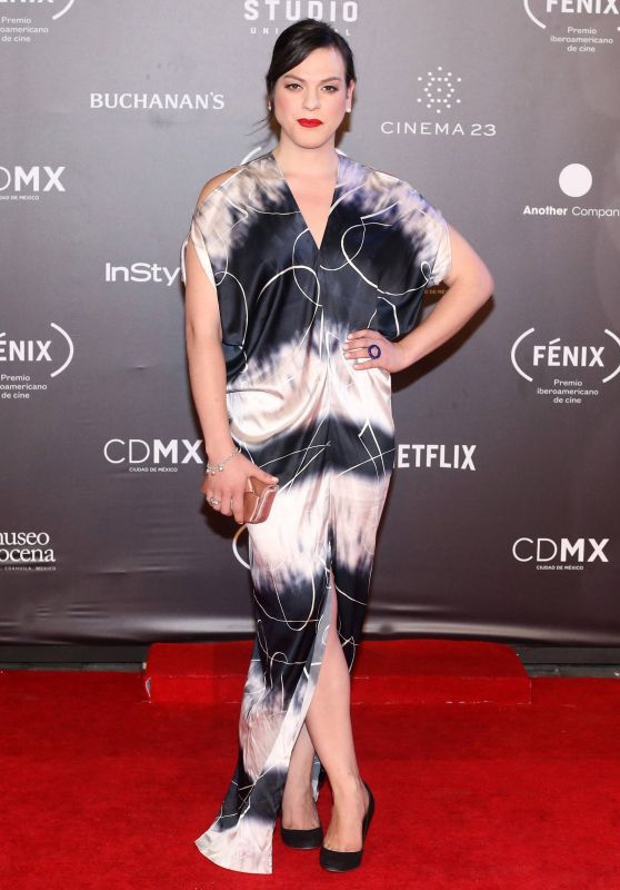 Daniela Vega – Fenix Film Awards 2017 Red Carpet