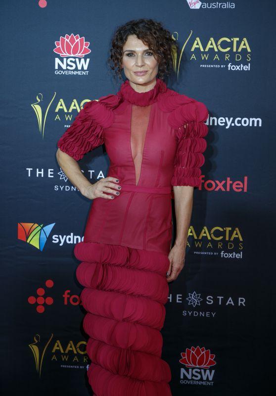 Danielle Cormack – AACTA Awards 2017 Red Carpet