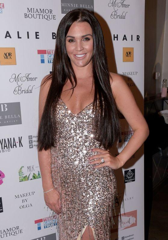 Danielle Lloyd - Miamor Boutique Charity Prom Fashion Show in Sutton Coldfield