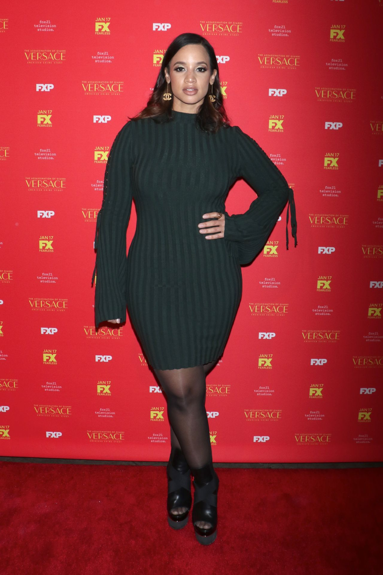 "Dascha Polanco – ""The Assassination of Gianni Versace American Crime Story"" TV Show Premiere in New York"