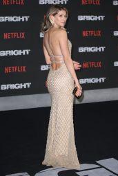 """Dawn Olivieri – """"Bright"""" Premiere in London"""