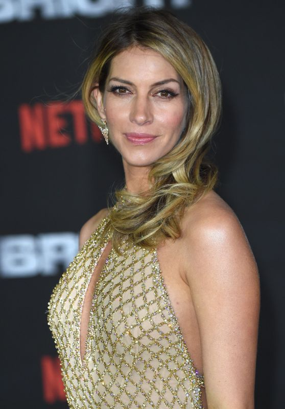 "Dawn Olivieri – ""Bright"" Premiere in London"